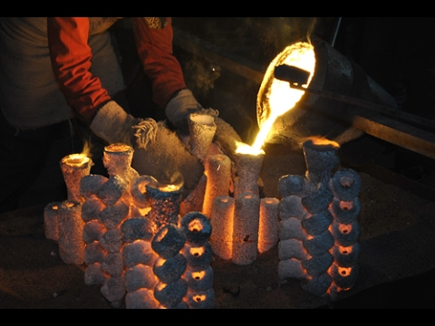 The Real Advantages of Investment Casting - Intercast